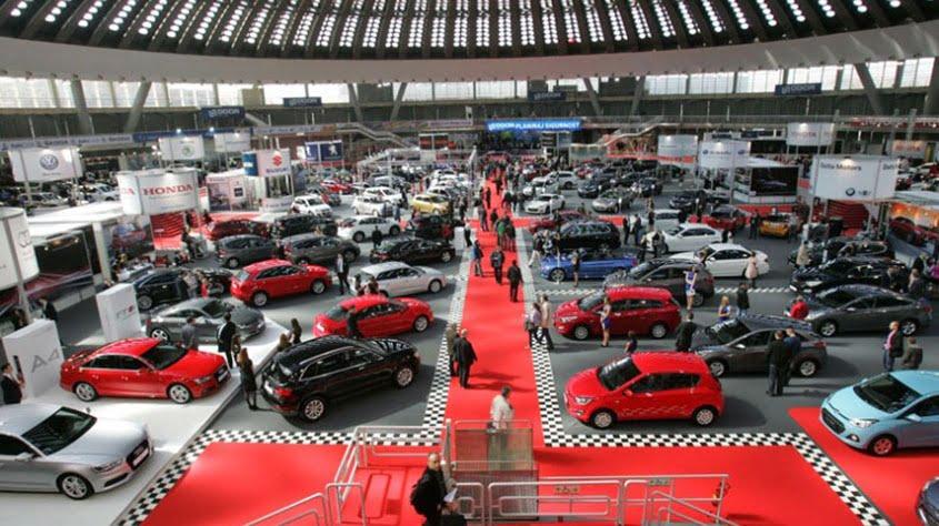 Auto Frogy BG Car Show
